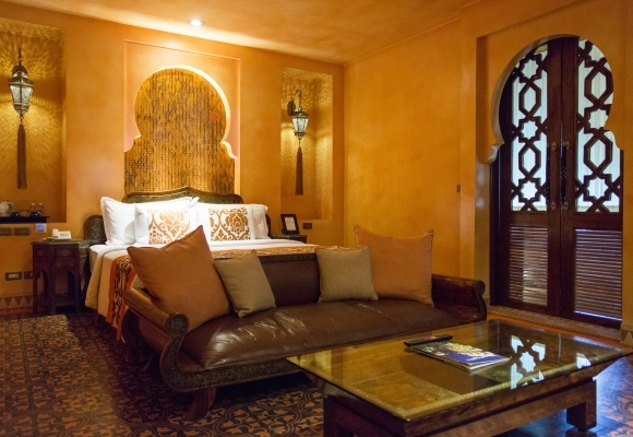 Golden Sahara Double Room